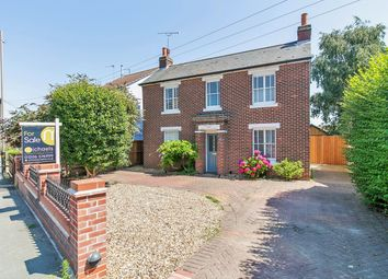 Thumbnail 4 bed detached house for sale in High Street, West Mersea, Colchester