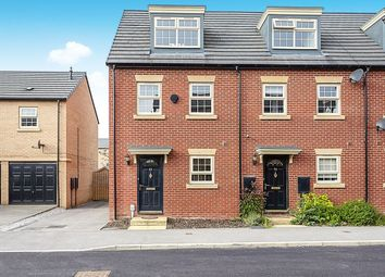 Thumbnail 3 bed terraced house for sale in Boothferry Park Halt, Hull