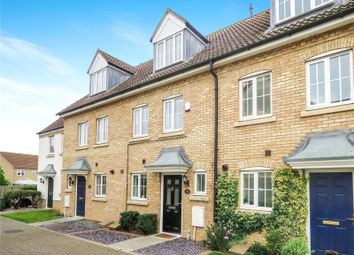 Thumbnail 3 bed terraced house to rent in Headlands, Fenstanton, Huntingdon, Cambridgeshire