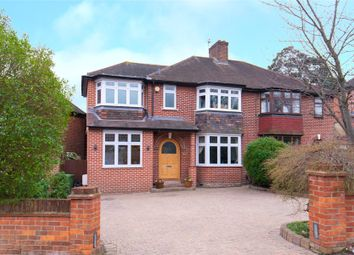 Thumbnail 4 bedroom semi-detached house for sale in Forest Approach, Woodford Green