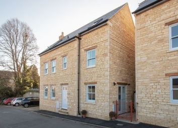 Thumbnail 4 bed detached house for sale in Rock Road, Stamford