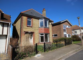 Thumbnail 3 bed detached house for sale in Pegwell Avenue, Ramsgate