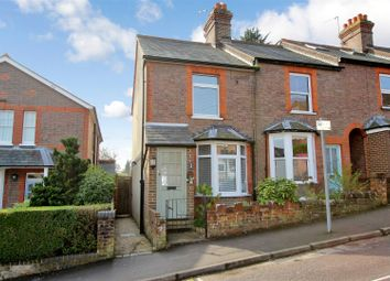 Thumbnail 2 bed end terrace house for sale in Cemetery Hill, Boxmoor, Hertfordshire