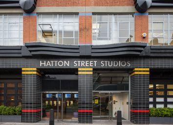 Thumbnail Office for sale in 7 Hatton Street, Marylebone, London