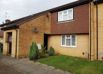 Thumbnail 1 bedroom maisonette for sale in Ganeymede Court, Bewbush, Crawley