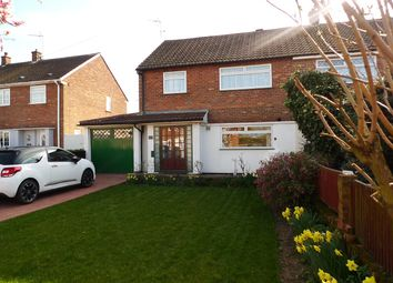 Thumbnail 3 bed semi-detached house to rent in Henton Road, Edwinstowe, Mansfield