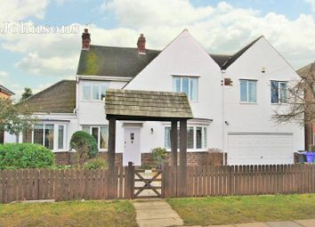 Thumbnail 4 bed detached house for sale in St Augustine's Road, Bessacarr, Doncaster.
