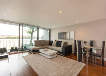 Thumbnail 2 bedroom flat for sale in City Harbour, Canary Wharf