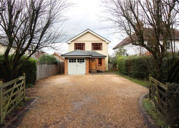 Thumbnail 5 bed detached house for sale in Vicarage Road, Yateley, Hampshire