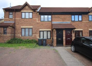 Thumbnail 2 bed terraced house to rent in The Meadows, Flitwick