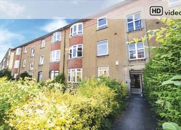 Thumbnail 2 bed flat for sale in Ripon Drive, Kelvindale, Glasgow