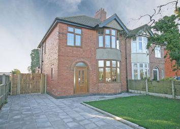Thumbnail 3 bedroom semi-detached house to rent in Henhurst Hill, Burton-On-Trent