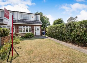 Thumbnail 3 bed semi-detached house for sale in Fistral Crescent, Stalybridge, Cheshire, United Kingdom