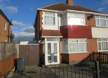 Thumbnail 3 bed property to rent in Belvoir Drive East, Leicester