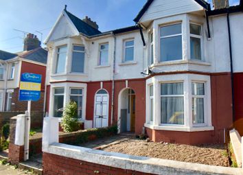 Thumbnail 4 bedroom terraced house to rent in Queens Avenue, Porthcawl