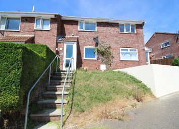Thumbnail 2 bed terraced house for sale in Hazeldene Avenue, Brackla, Bridgend.