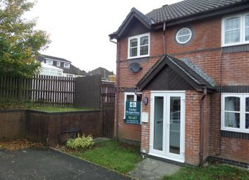 Thumbnail 2 bed end terrace house to rent in 53 Llwyn Onn, Pontyclun
