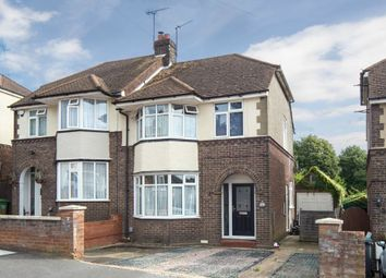 Thumbnail 3 bedroom semi-detached house for sale in Eaton Valley Road, Luton, Bedfordshire