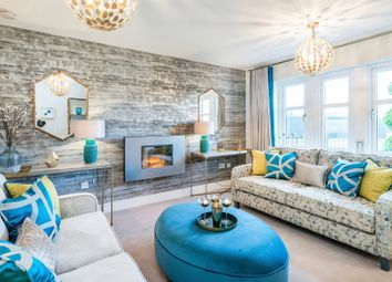 """Thumbnail 4 bedroom detached house for sale in """"Elliot"""" at Willow Park Drive, Penicuik"""
