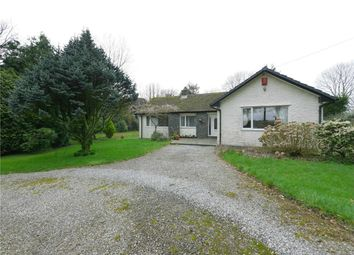 Thumbnail 3 bed detached bungalow for sale in Ponsonby, Seascale, Cumbria