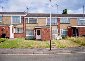 Thumbnail 2 bedroom maisonette for sale in Denis Close, Western Park, Leicester