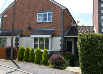 Thumbnail 1 bed terraced house to rent in Normandy Close, Maidenbower, Crawley