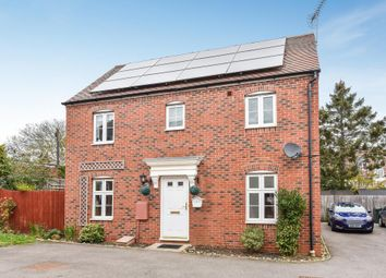 Thumbnail 3 bedroom detached house for sale in Thyme Close, Banbury