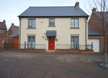 Thumbnail 4 bedroom detached house for sale in Yewtree Moor, Lawley Village, Telford