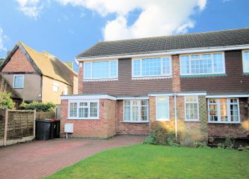 Thumbnail 3 bed semi-detached house for sale in Austrey Road, Warton, Tamworth