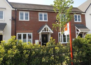 Thumbnail 3 bed terraced house for sale in Medway Walk, Holmes Chapel, Crewe, Cheshire