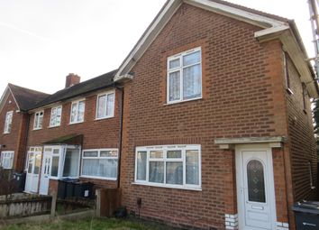 Thumbnail 2 bed end terrace house for sale in Cossington Road, Erdington, Birmingham