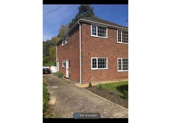 Thumbnail 2 bed maisonette to rent in Florence Road, Fleet
