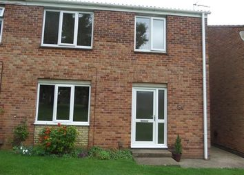 Thumbnail 3 bed semi-detached house to rent in Hawthorn Chase, Lincoln