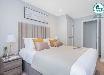 Thumbnail 1 bed flat for sale in Waterway House, Dwight Road, Watford, Herfordshire