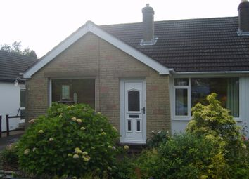 Thumbnail 2 bed bungalow to rent in Shady Lane, Hest Bank