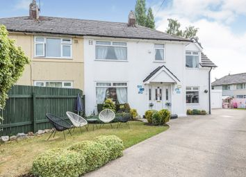 Thumbnail 4 bed semi-detached house for sale in Tynwald Close, Moortown, Leeds