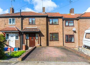 Thumbnail 3 bed terraced house for sale in St. Williams Way, Rochester, Kent