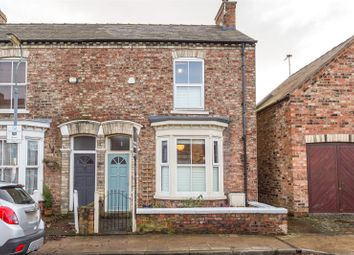 Thumbnail 2 bed end terrace house to rent in Neville Street, York