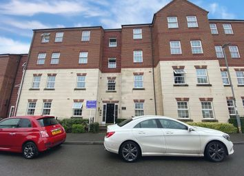 Thumbnail 2 bed flat for sale in Bradgate Close, Sileby, Loughborough