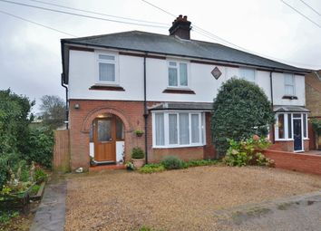 Thumbnail 3 bed semi-detached house for sale in Hawkes Lane, Felixstowe