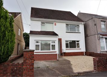 Thumbnail 3 bed detached house for sale in Clordir Road, Pontlliw