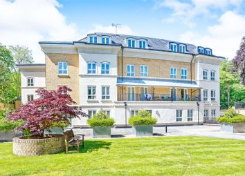 Thumbnail 2 bed flat for sale in Heathside Crescent, Woking