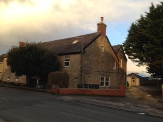 Thumbnail 4 bed flat to rent in Peacemarsh House, Peacemarsh, Gillingham, Dorset