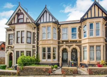 Thumbnail 4 bedroom terraced house for sale in Pen Y Lan Place, Roath Park, Cardiff