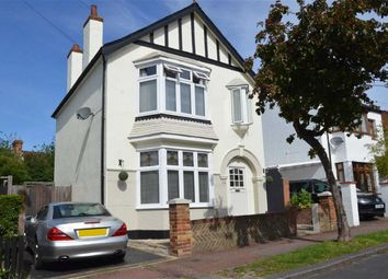 Thumbnail 3 bed detached house for sale in Westcliff Drive, Leigh-On-Sea, Essex