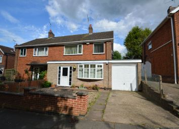 Thumbnail 3 bed semi-detached house for sale in Chiltern Green, West Knighton, Leicester