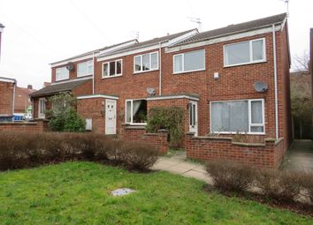 Thumbnail 3 bed end terrace house for sale in Jolly Gardeners Court, Norwich