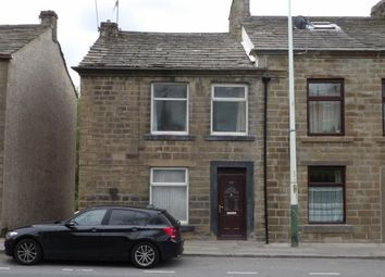 Thumbnail 2 bed end terrace house for sale in Newchurch Road, Stacksteads, Bacup, Lancashire