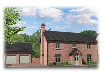 Thumbnail 5 bed detached house for sale in Farm Lane, Horsehay, Telford