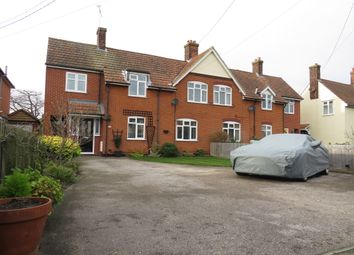 Thumbnail 4 bed semi-detached house for sale in Church Road, Old Felixstowe, Felixstowe